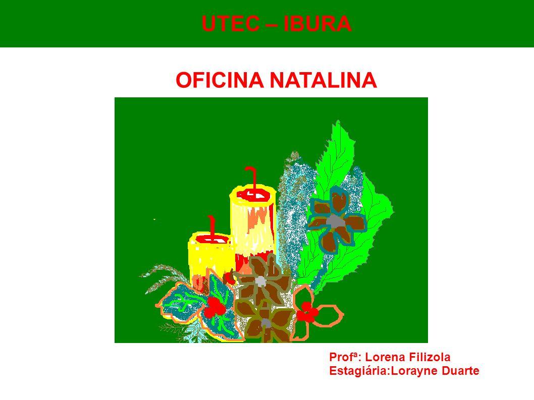 UTEC – IBURA OFICINA NATALINA