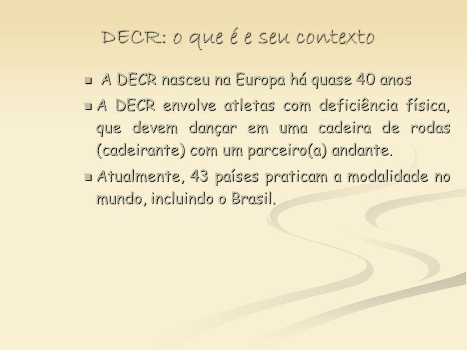 DECR: o que é e seu contexto
