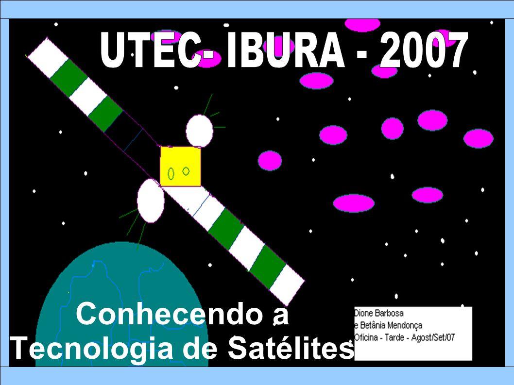 Conhecendo a Tecnologia de Satélites