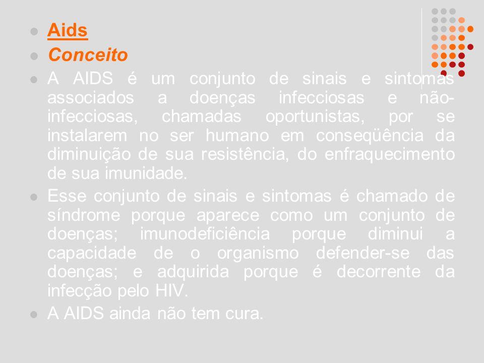 Aids Conceito.