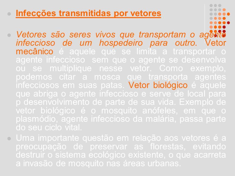 Infecções transmitidas por vetores