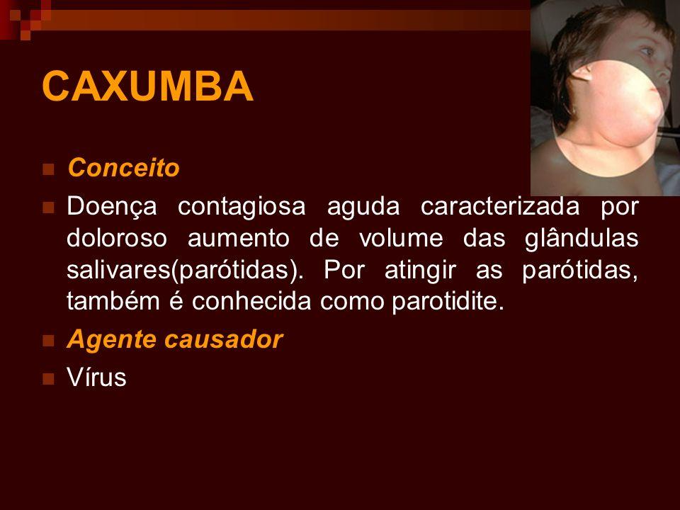 CAXUMBA Conceito.