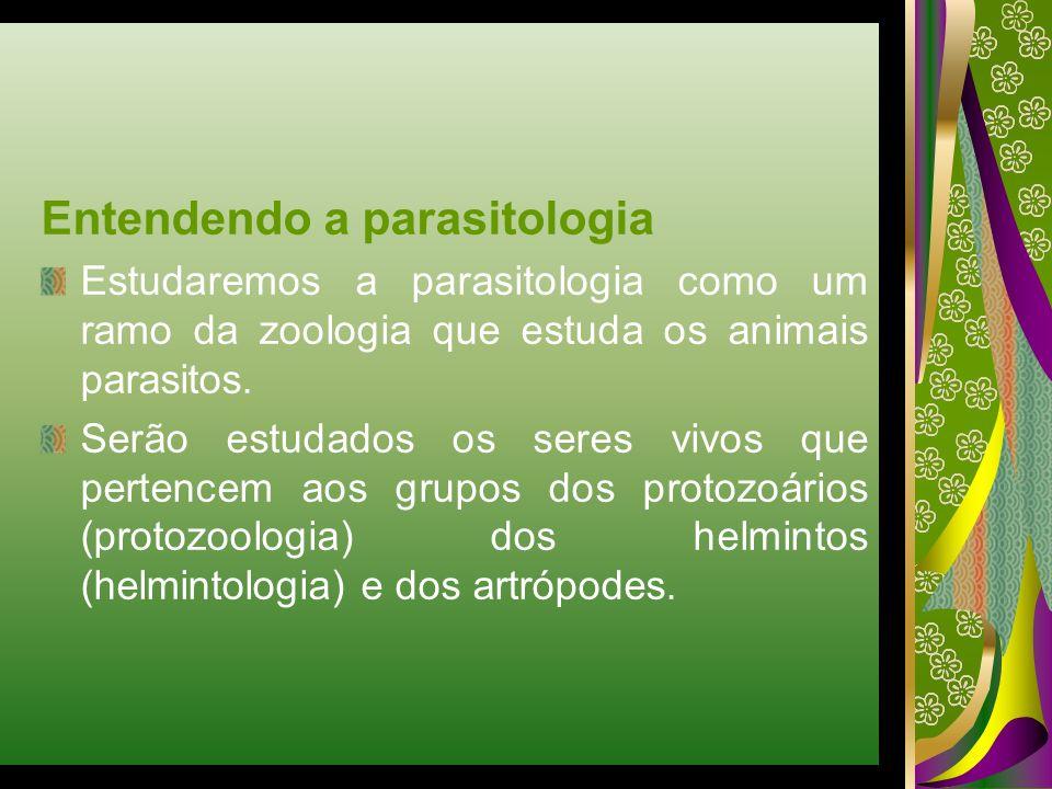 Entendendo a parasitologia