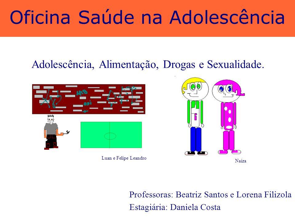 Oficina Saúde na Adolescência