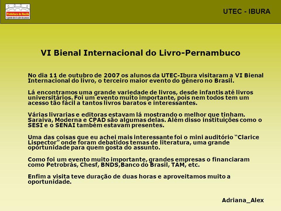 VI Bienal Internacional do Livro-Pernambuco