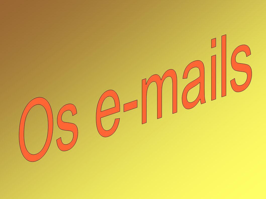 Os e-mails
