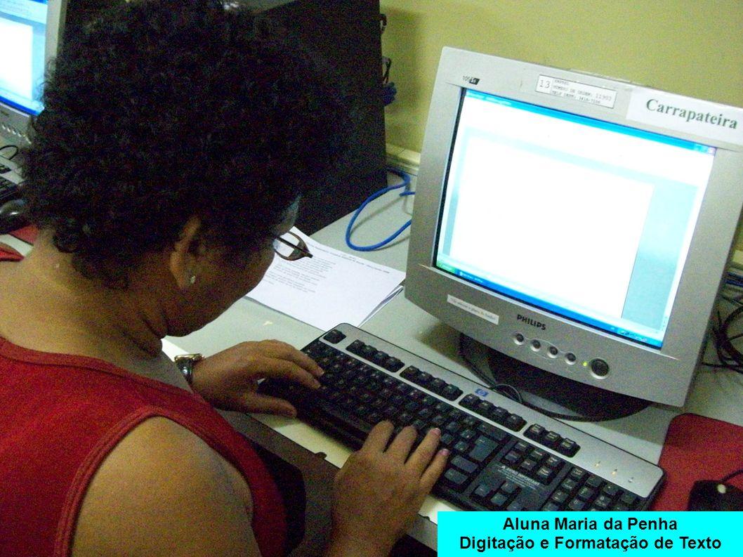 Digitação e Formatação de Texto