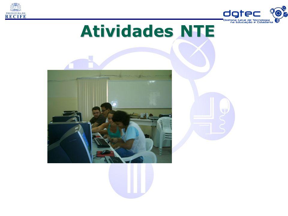 Atividades NTE