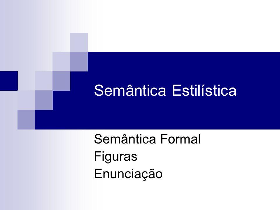 Semântica Estilística