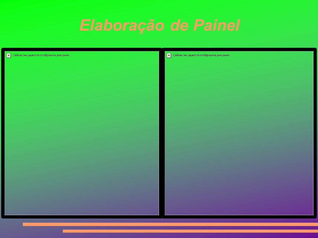 Elaboração de Painel