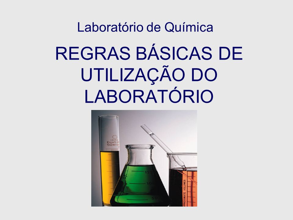 Acidentes de laboratorio