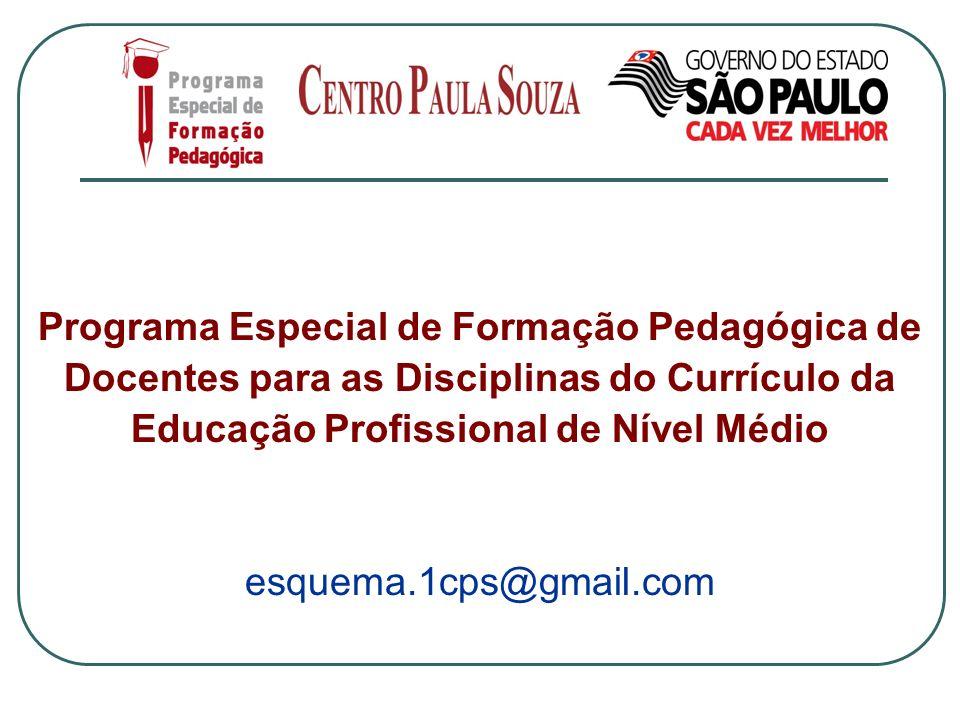 Programa Especial de Formação Pedagógica de