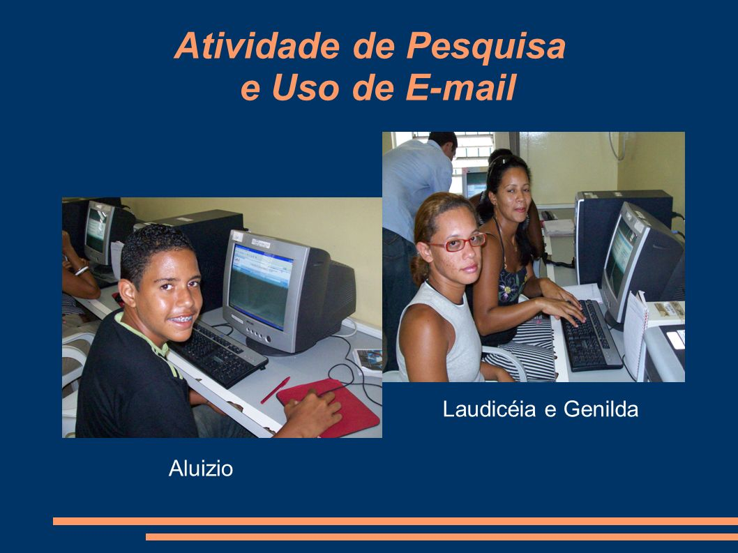 Atividade de Pesquisa e Uso de E-mail