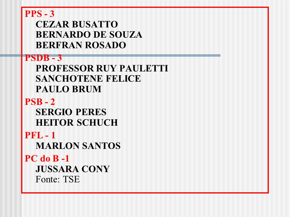 PPS - 3 CEZAR BUSATTO BERNARDO DE SOUZA BERFRAN ROSADO