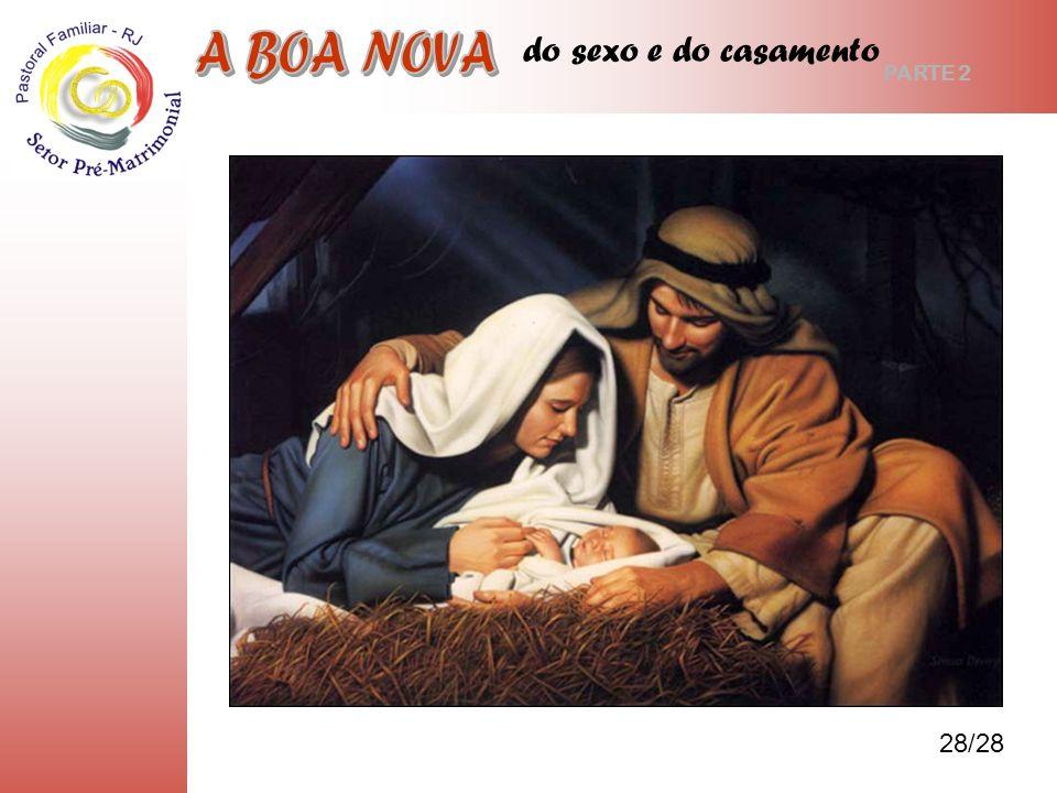 E o casamento de José e Maria Pág. 26, 8
