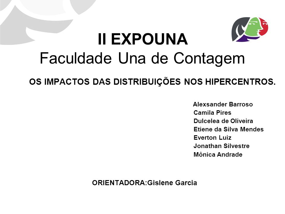 II EXPOUNA Faculdade Una de Contagem