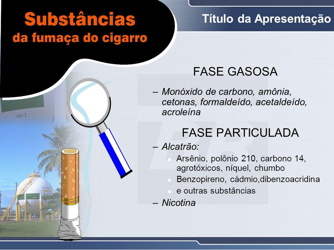FASE PARTICULADA FASE GASOSA