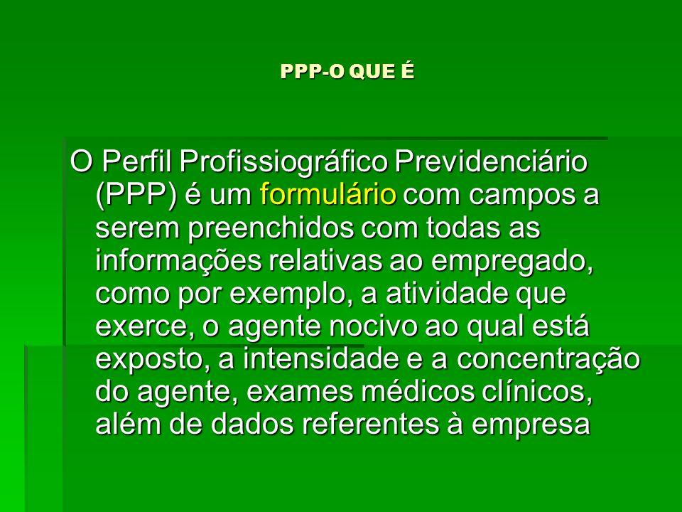 PPP-O QUE É