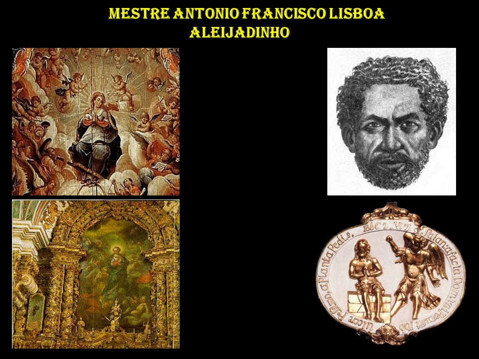 Mestre Antonio Francisco Lisboa