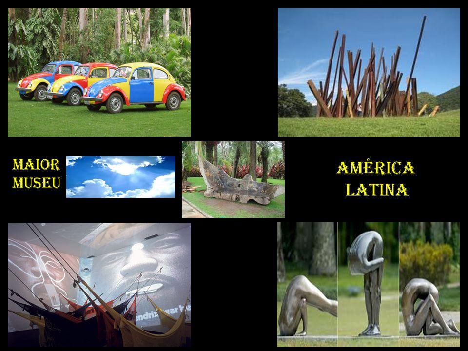 Maior museu América latina