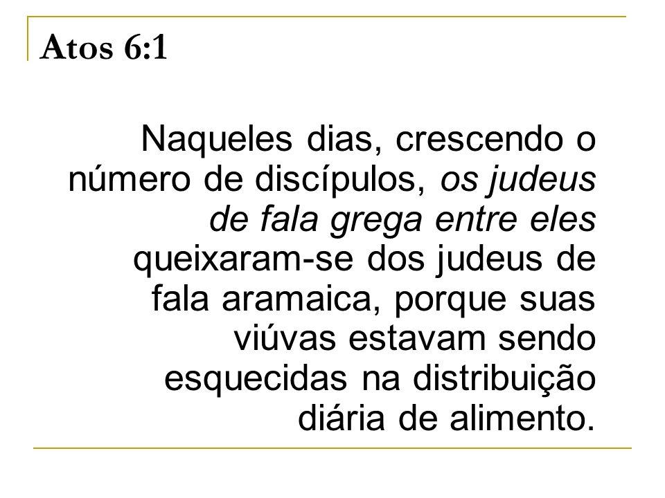 Atos 6:1