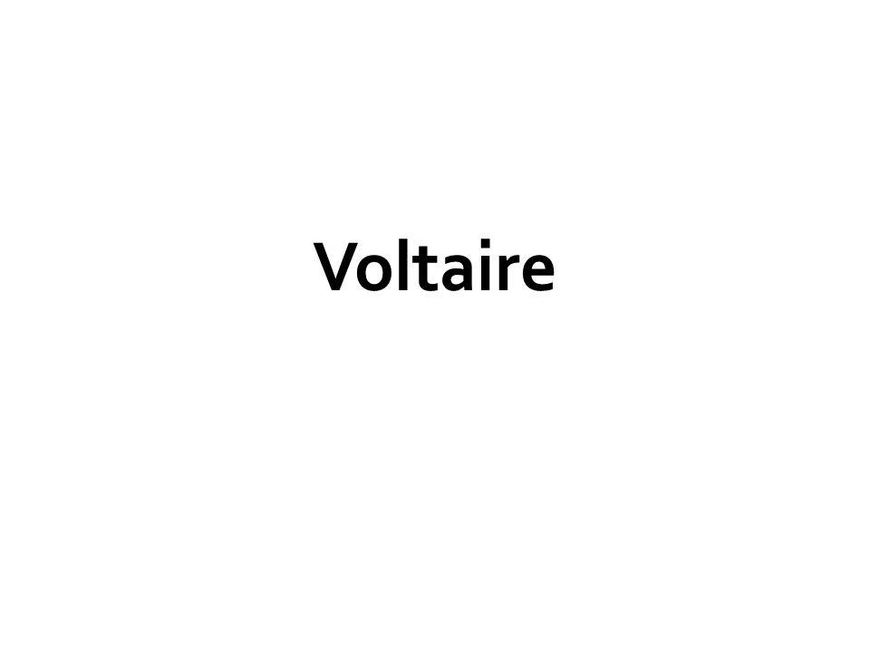 Voltaire
