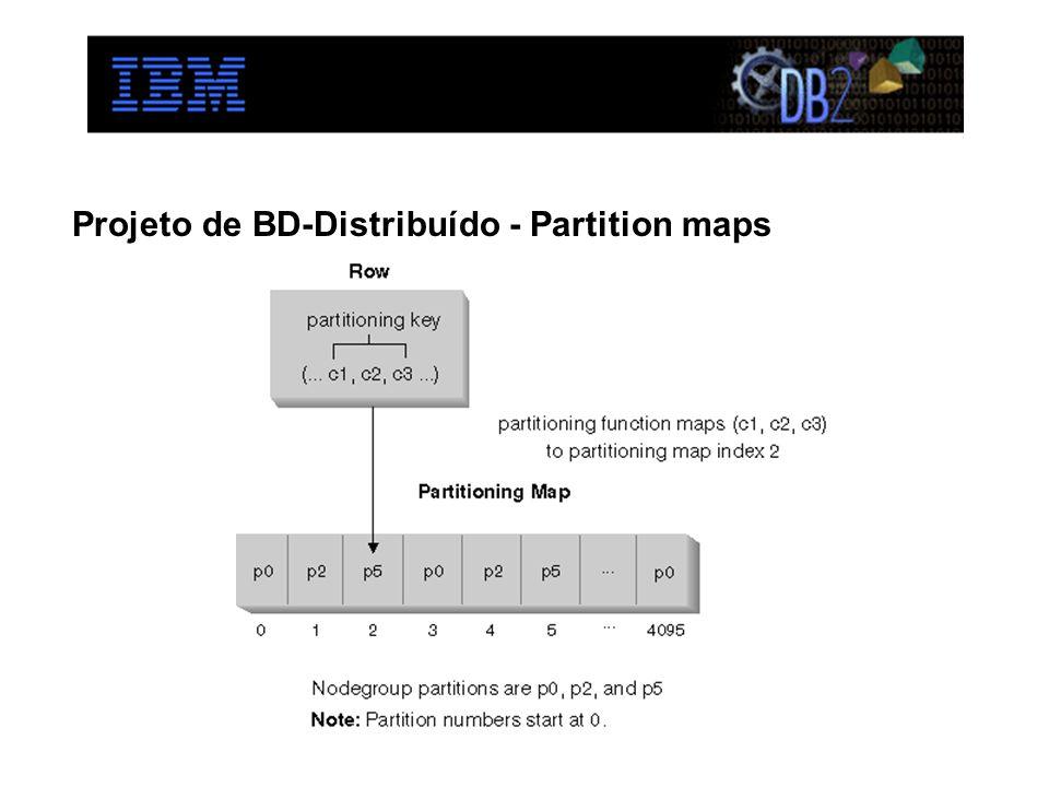 Projeto de BD-Distribuído - Partition maps
