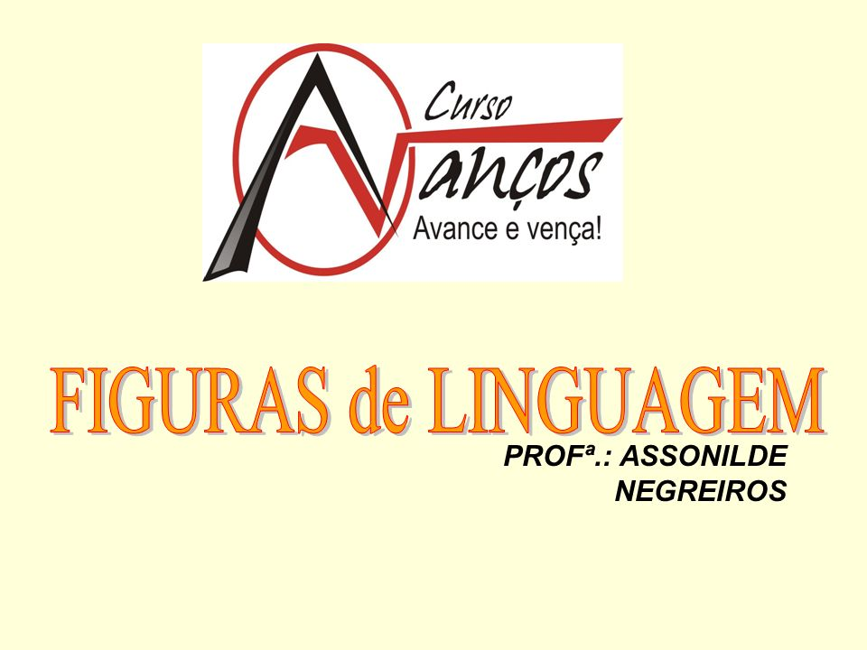PROFª.: ASSONILDE NEGREIROS