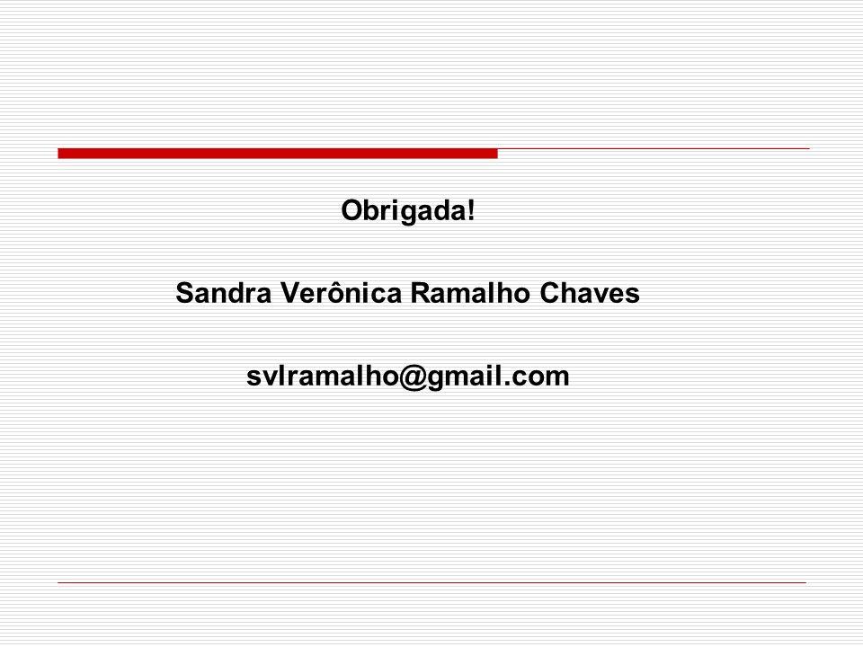 Sandra Verônica Ramalho Chaves