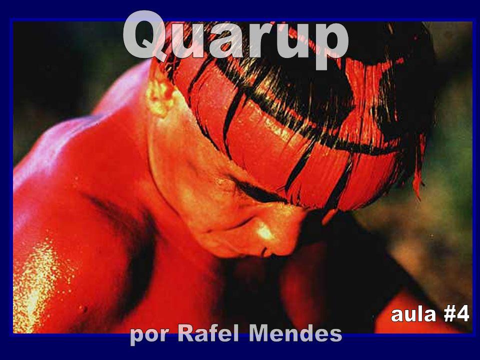 Quarup aula #4 por Rafel Mendes