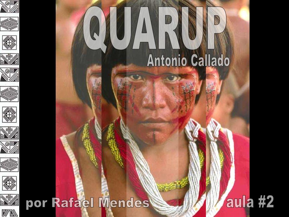 QUARUP Antonio Callado aula #2 por Rafael Mendes