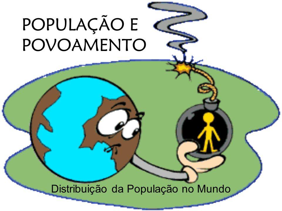POPULAÇÃO E POVOAMENTO