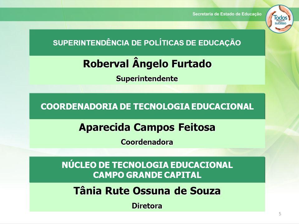 SUPERINTENDÊNCIA DE POLÍTICAS DE EDUCAÇÃO Roberval Ângelo Furtado