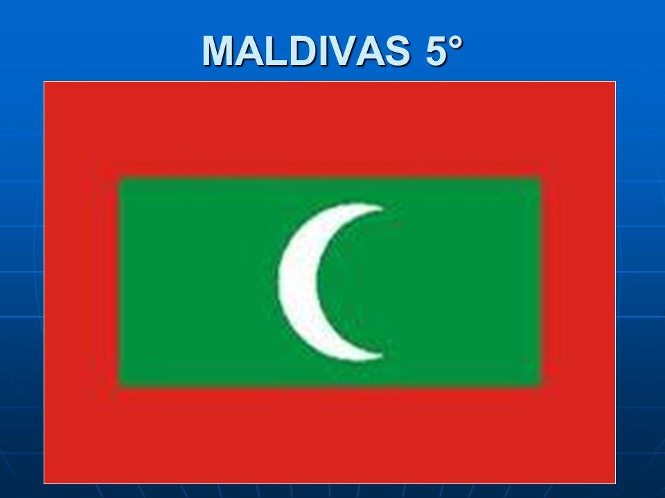 MALDIVAS 5°