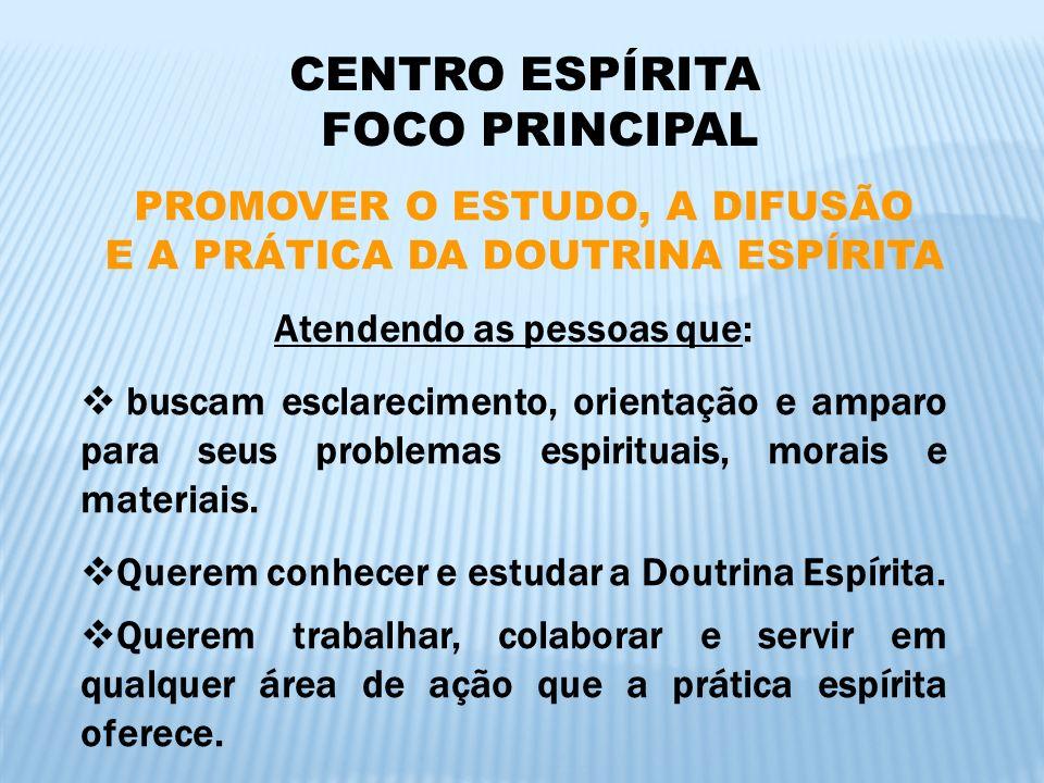 CENTRO ESPÍRITA FOCO PRINCIPAL