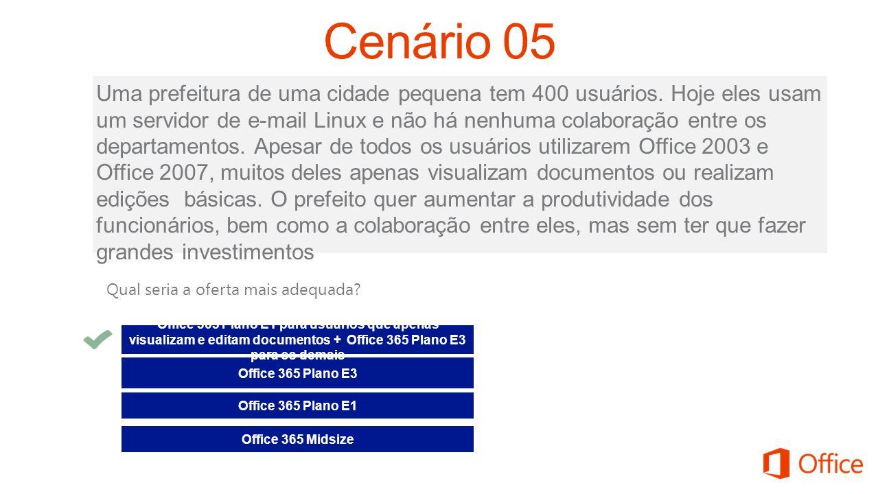 Cenário 05