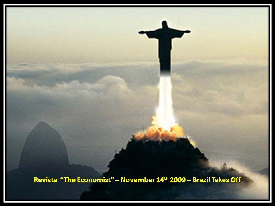 Revista The Economist – November 14th 2009 – Brazil Takes Off