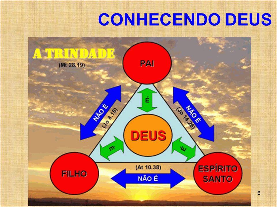 CONHECENDO DEUS