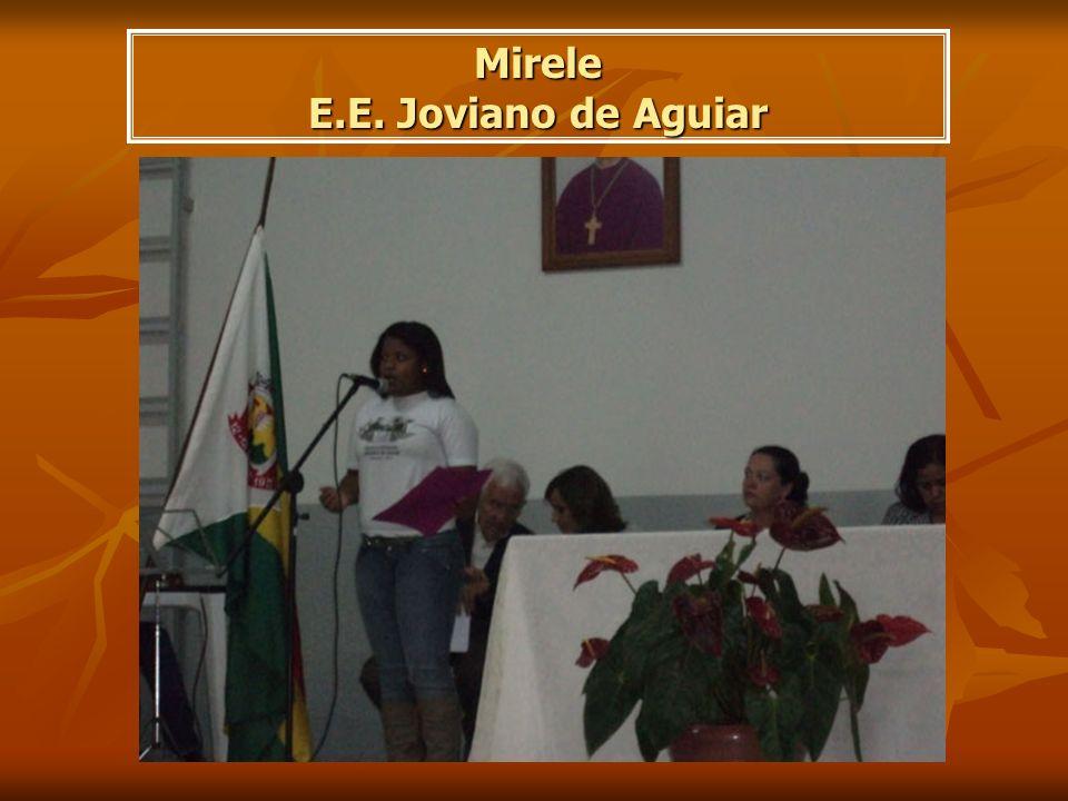 Mirele E.E. Joviano de Aguiar