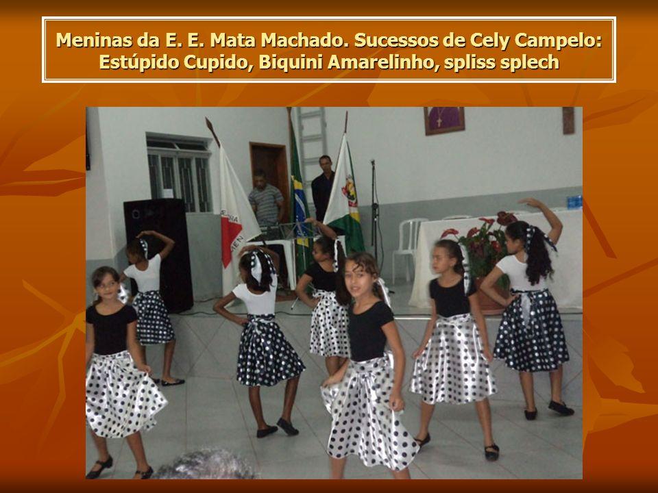 Meninas da E. E. Mata Machado