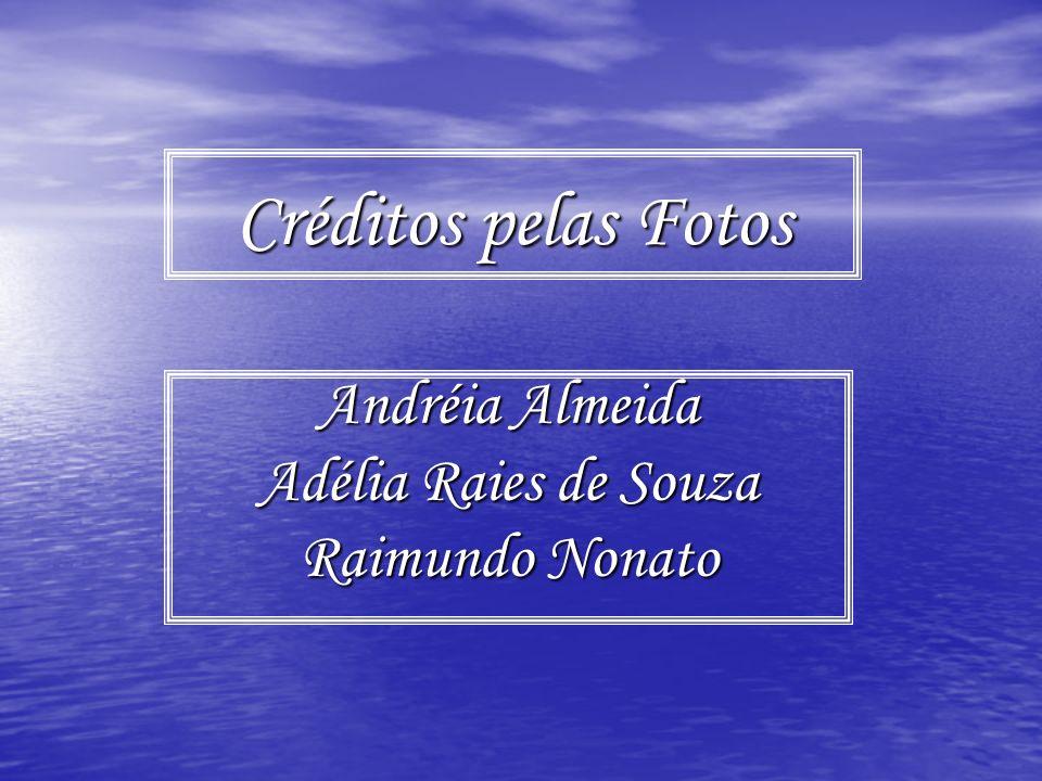 Andréia Almeida Adélia Raies de Souza Raimundo Nonato