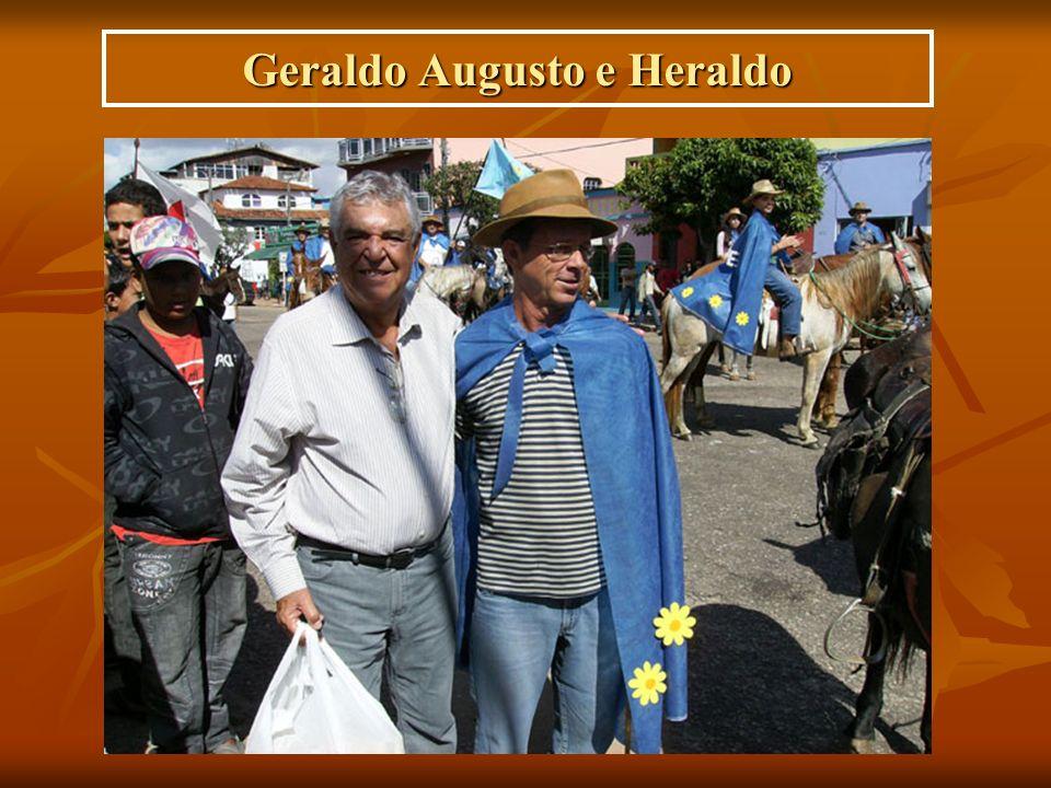 Geraldo Augusto e Heraldo