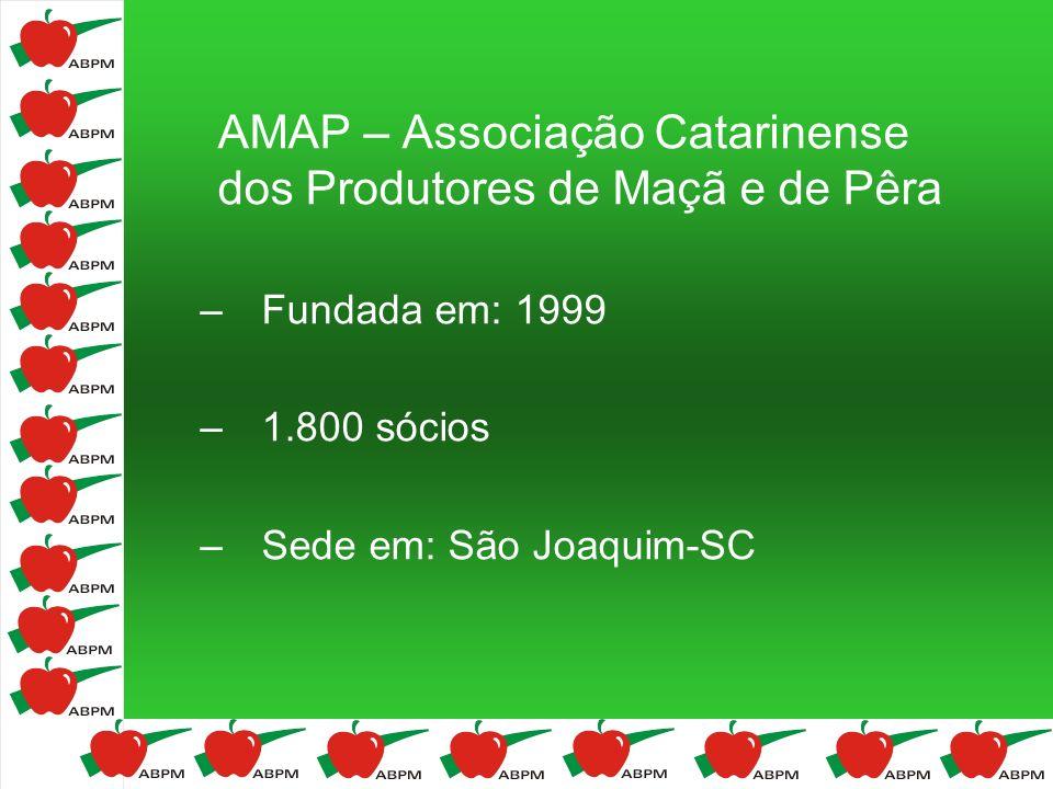 AMAP – Associação Catarinense dos Produtores de Maçã e de Pêra
