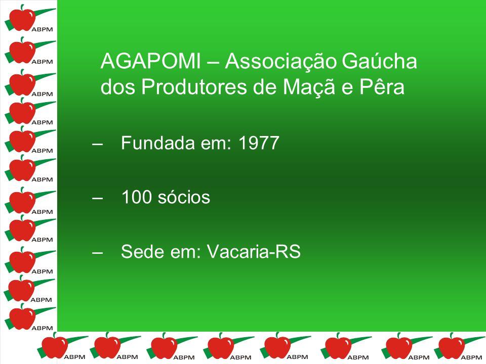 AGAPOMI – Associação Gaúcha dos Produtores de Maçã e Pêra