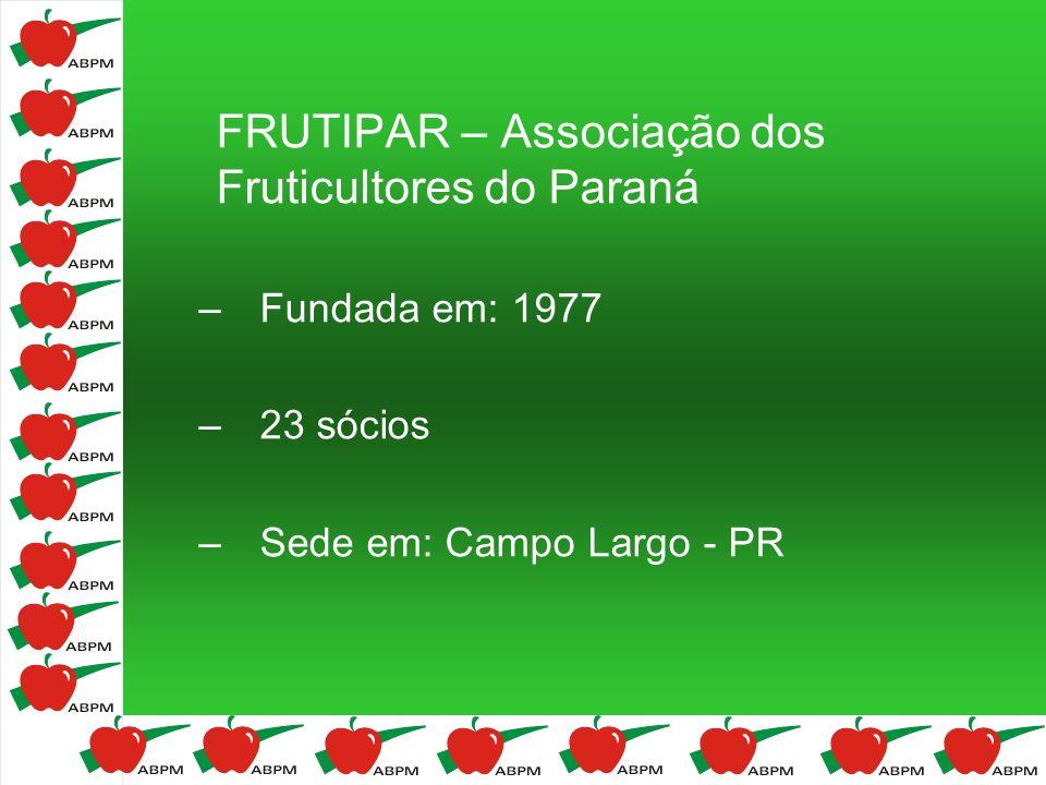 FRUTIPAR – Associação dos Fruticultores do Paraná