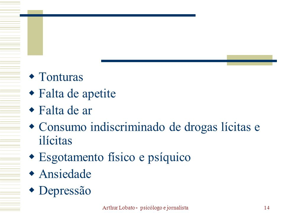 Arthur Lobato - psicólogo e jornalista