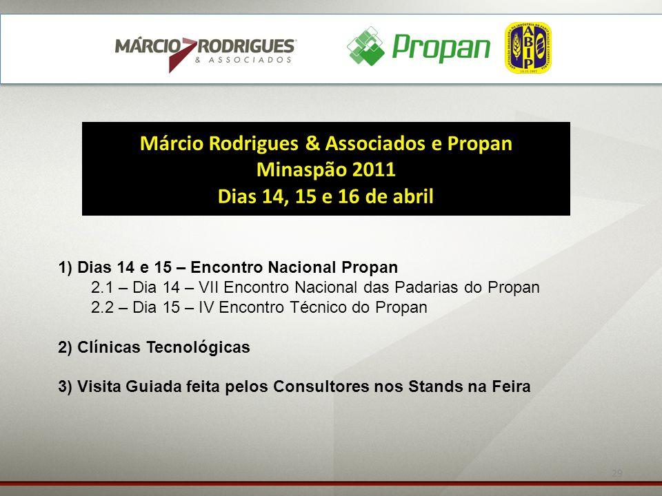 Márcio Rodrigues & Associados e Propan