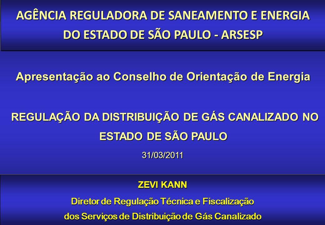 AGÊNCIA REGULADORA DE SANEAMENTO E ENERGIA