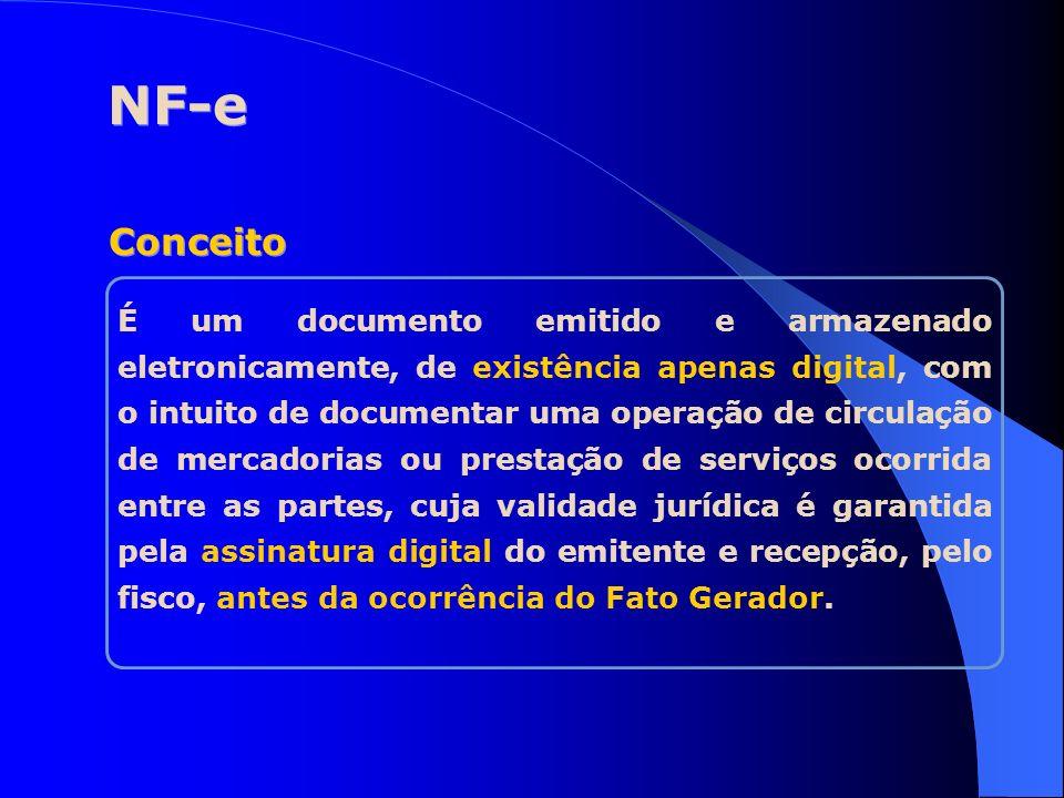 NF-e Conceito.