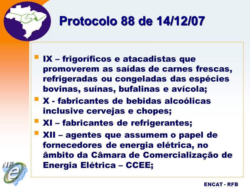 Protocolo 88 de 14/12/07